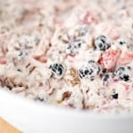 Berry Pretzel Salad