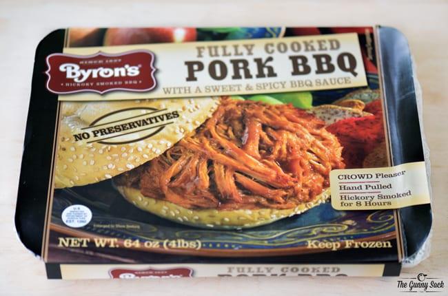 Byron's Pork BBQ