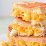 Grilled Mac and Cheese | thegunnysack.com