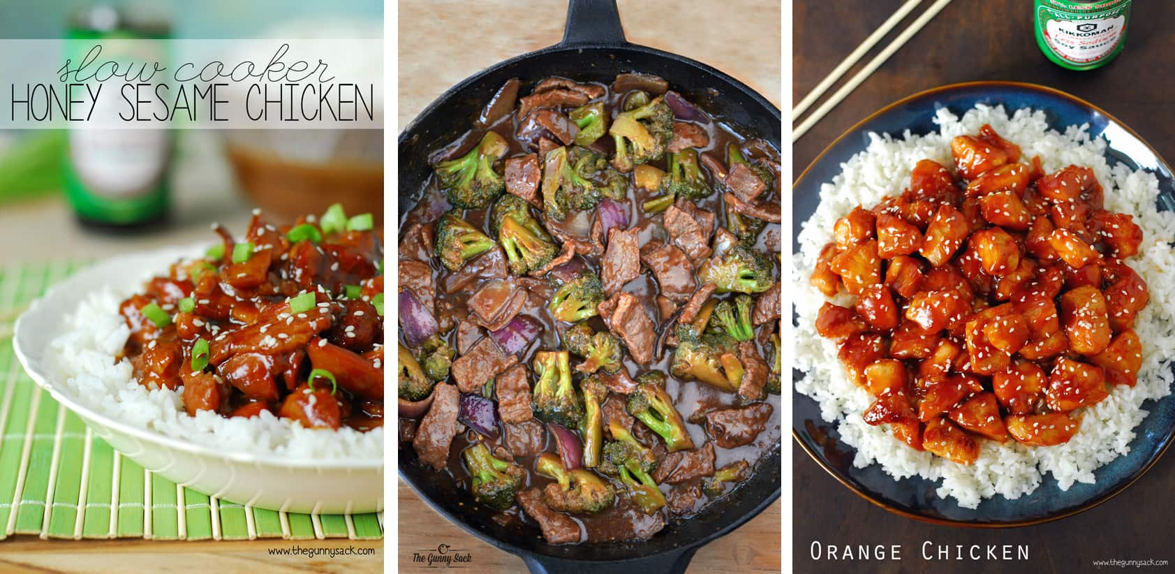 Asian Dinner Recipes