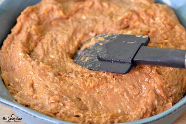 Barbecue Dip spread in pan