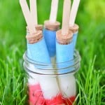 Bomb Pop Sugar Scrub Recipe | The Gunny Sack