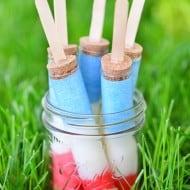 Bomb Pop Sugar Scrub Recipe