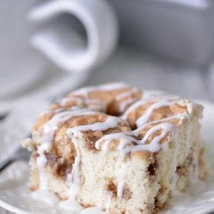 Cinnamon Coffee Cake Recipe | thegunnysack.com