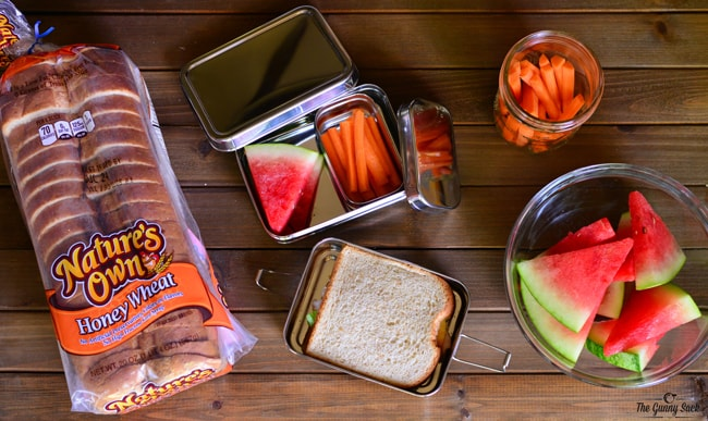 Back To School Lunch Ideas | thegunnysack.com