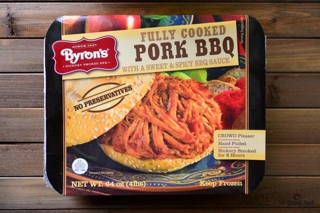 Byron's Pork BBQ | thegunnysack.com