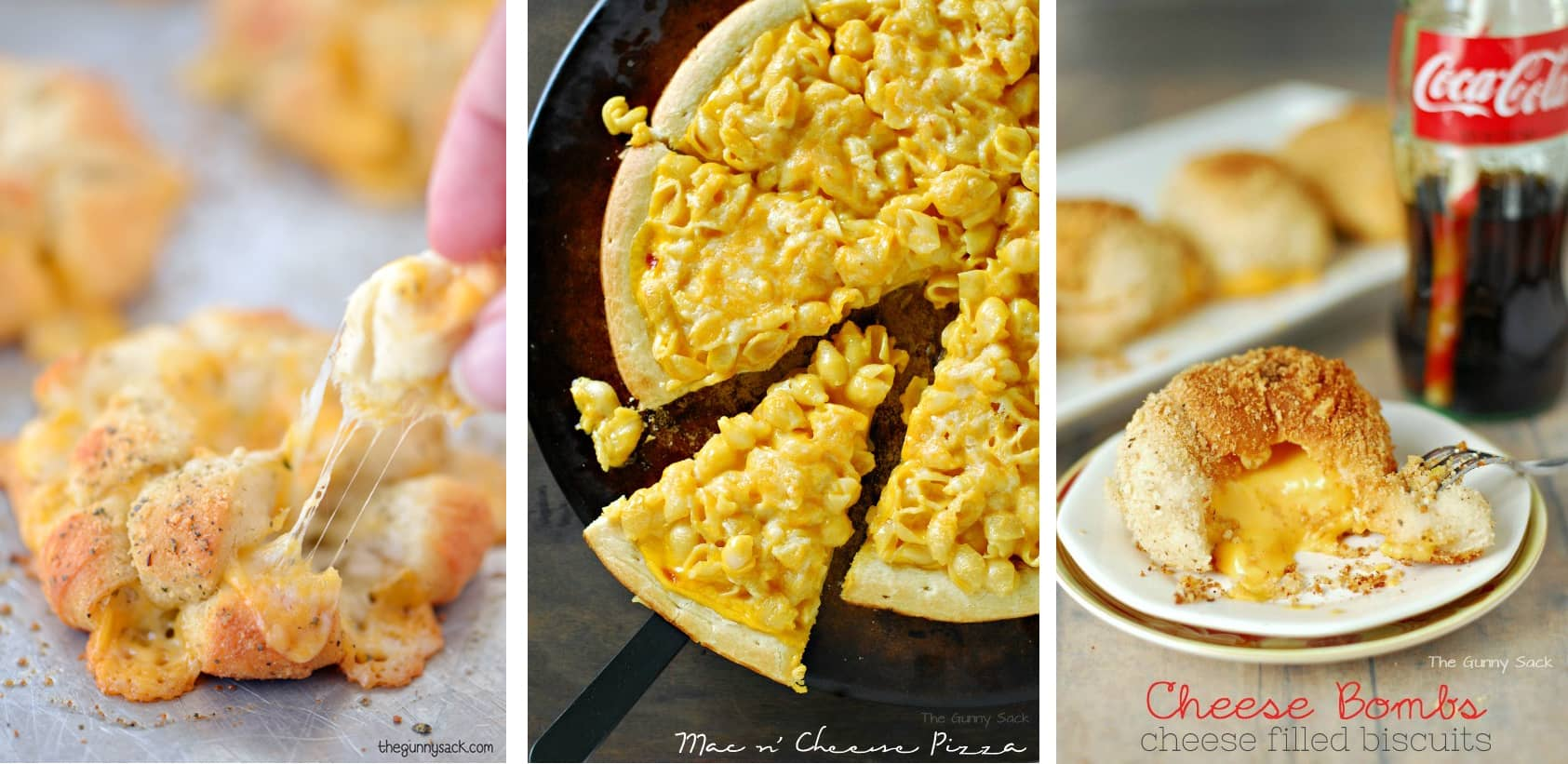 Cheesy Recipes
