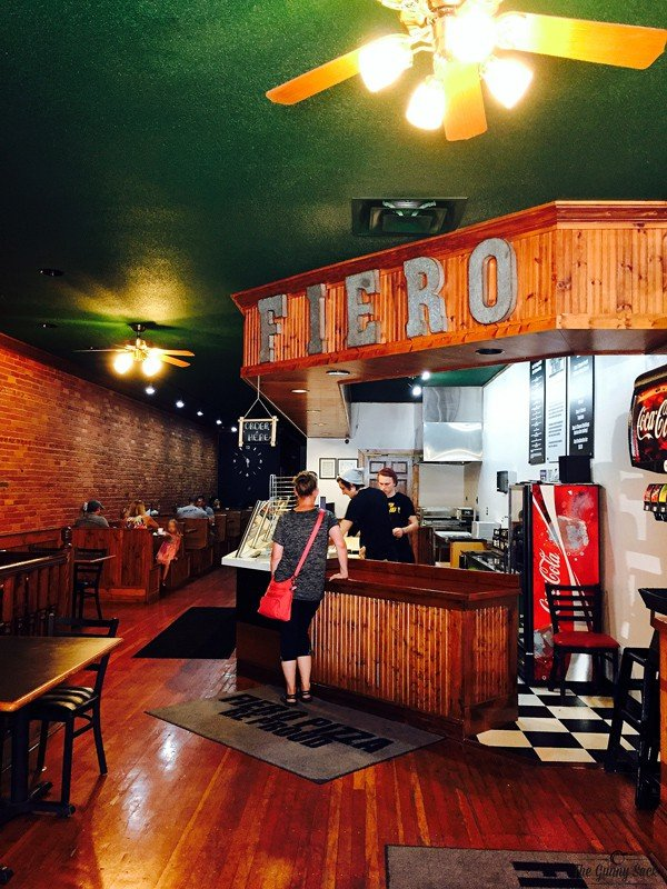 Fiero Pizza, Sioux Falls, SD | thegunnysack.com