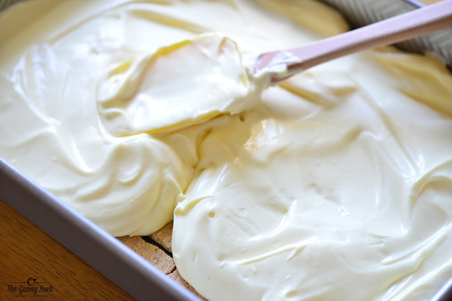 Marshmallow Pudding Layer