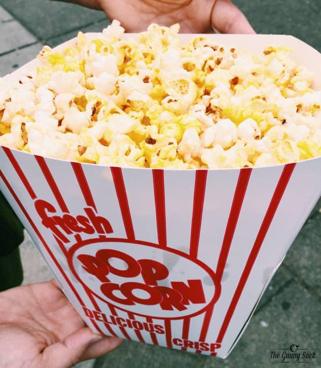 Popcorn In Canal Park, Duluth, Minnesota | thegunnysack.com