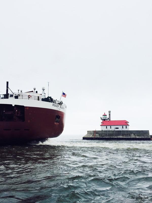 Roger Blough Ship Duluth, Minnesota | thegunnysack.com