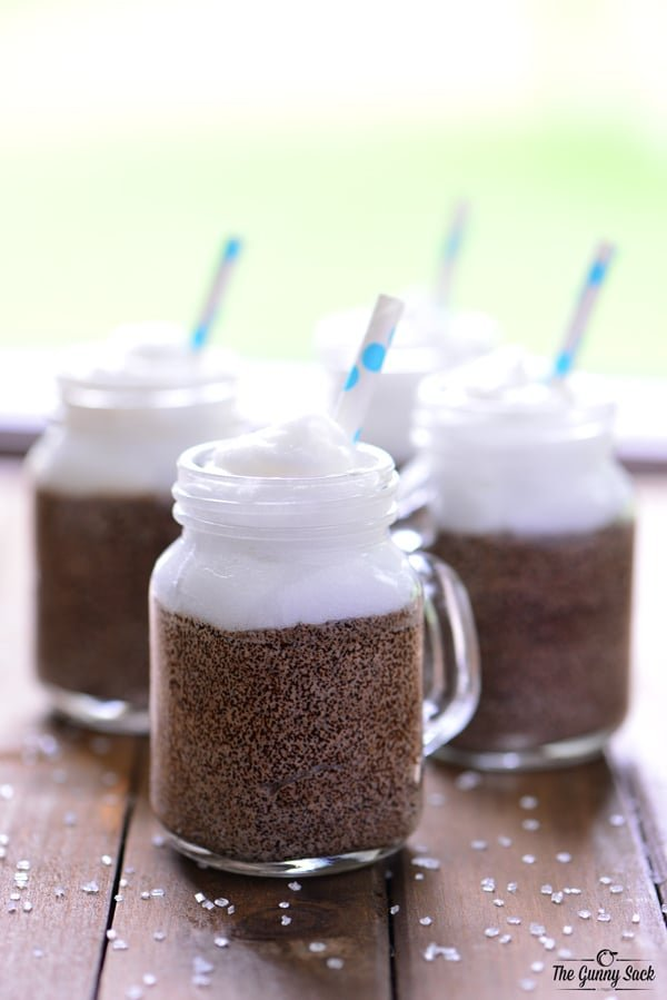 Root Beer Float Sugar Scrub Recipe | thegunnysack.com