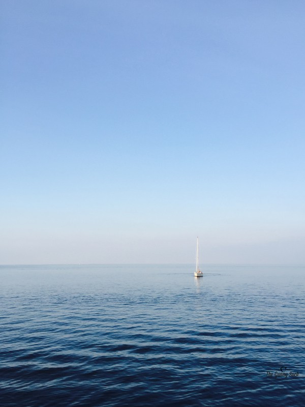 Sailboat On Lake Superior | thegunnysack.com