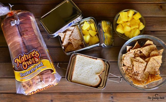 School Lunch Ideas | thegunnysack.com