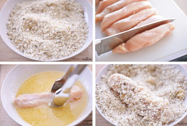 Baked Chicken Tenders Recipe