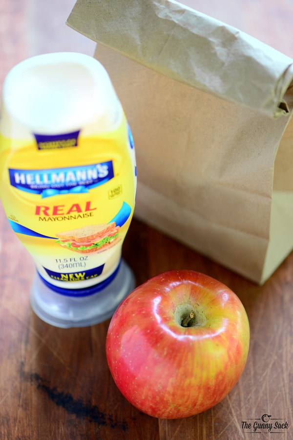 Brown Bag Lunch For Back To School