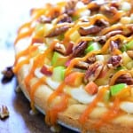 Caramel Apple Fruit Pizza Recipe