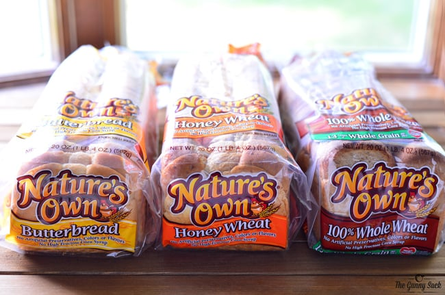 Nature's Own Breads