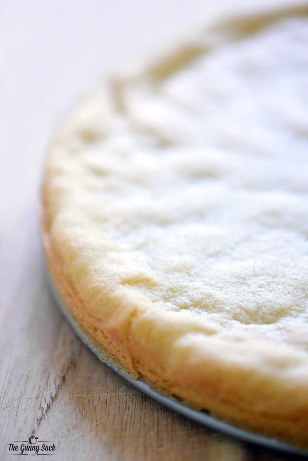 Sugar Cookie Crust