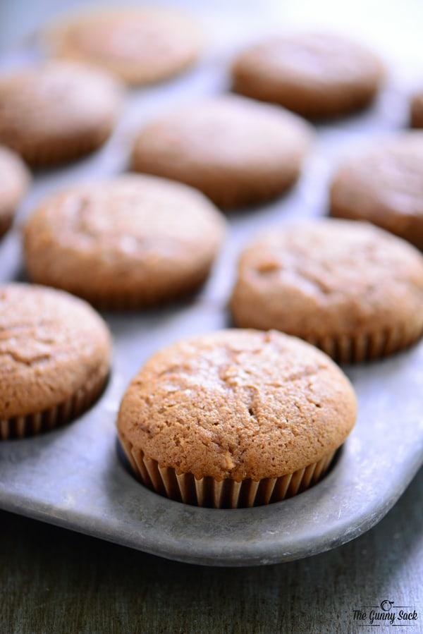 Apple Cupcake Recipe