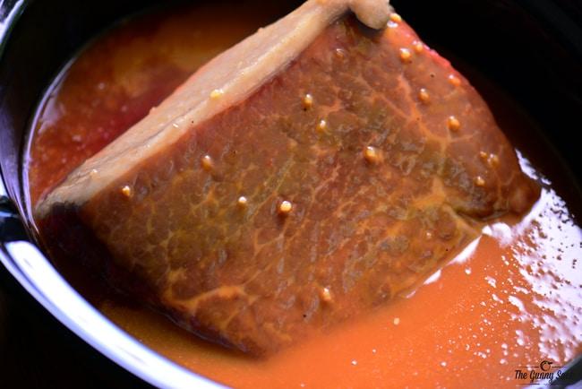 Crock Pot Orange Beef Recipe