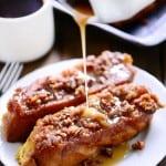 Pumpkin Pecan Baked French Toast Recipe