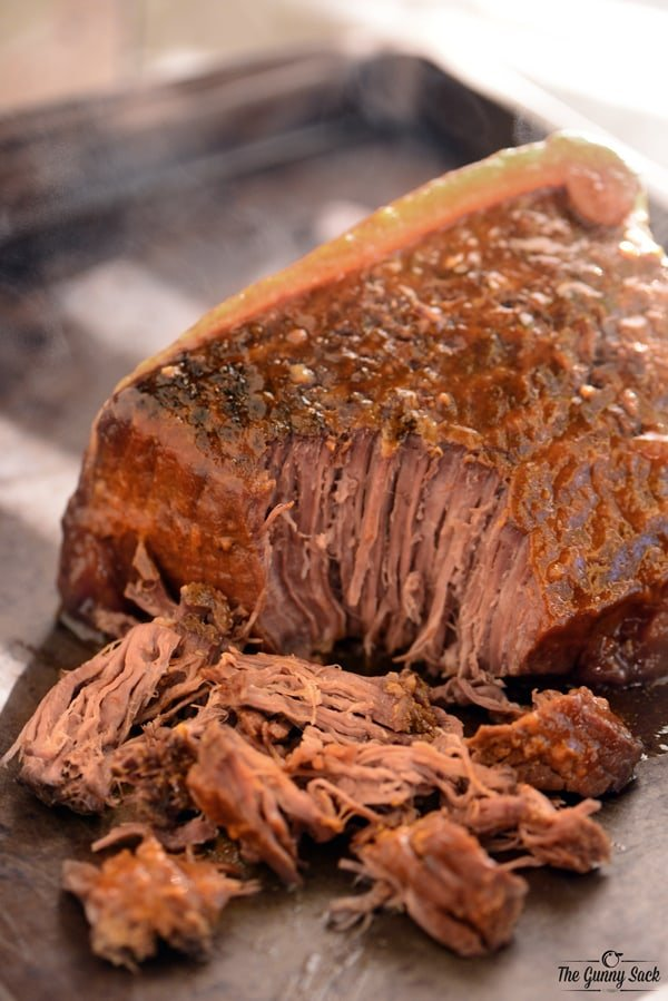 Slow Cooker Orange Roast Beef Recipe