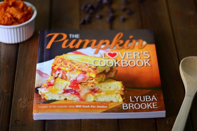 The Pumpkin Lovers Cookbook by Lyuba Brooke