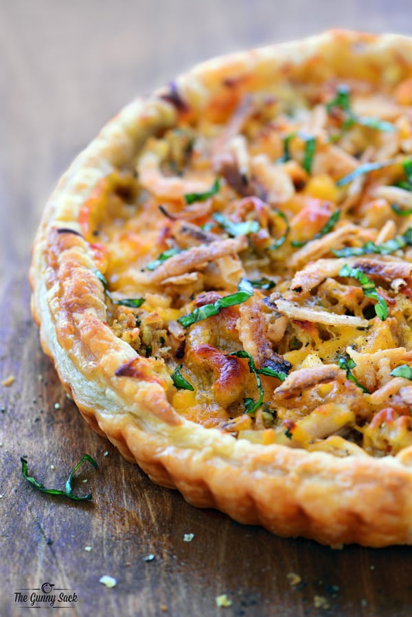 top turkey pizza recipes - photo #5