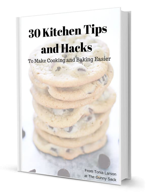 30 Kitchen Tips and Hacks
