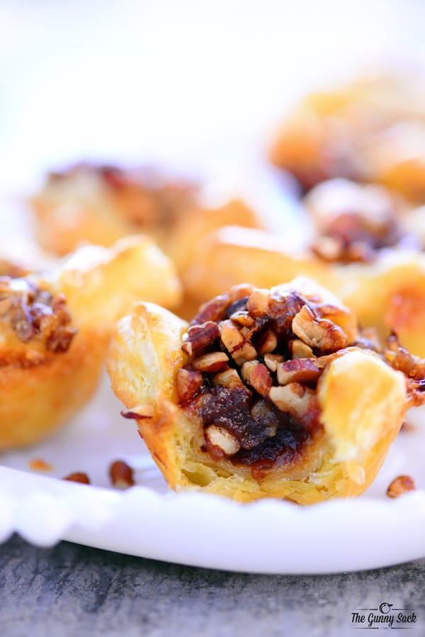Apple Pecan Brie Bites Recipe