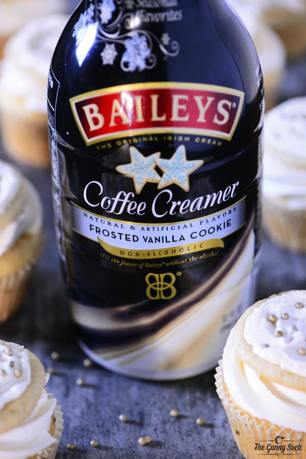 Bailey's Frosted Vanilla Cookie Creamer