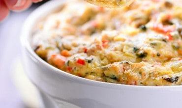 Crock Pot Spinach and Artichoke Dip Recipe