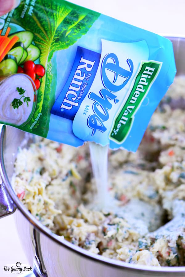 Hidden Valley Ranch Powdered Dip Mix