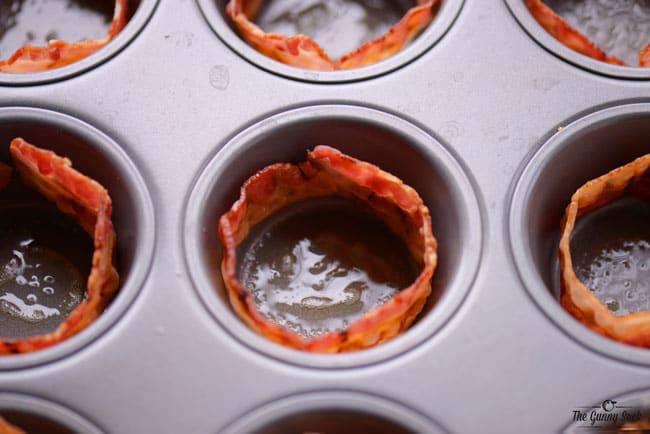 Bacon Cups Recipe