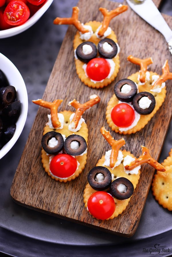 Reindeer Snacks Recipe