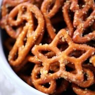 Christmas Crack Pretzels Recipe