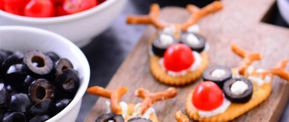Reindeer Snacks Recipe