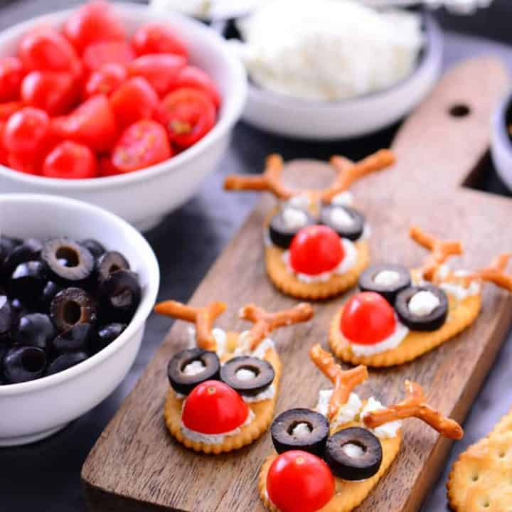 Holiday Reindeer Snacks Recipe