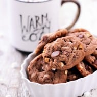 Hot Chocolate Cookies Recipe