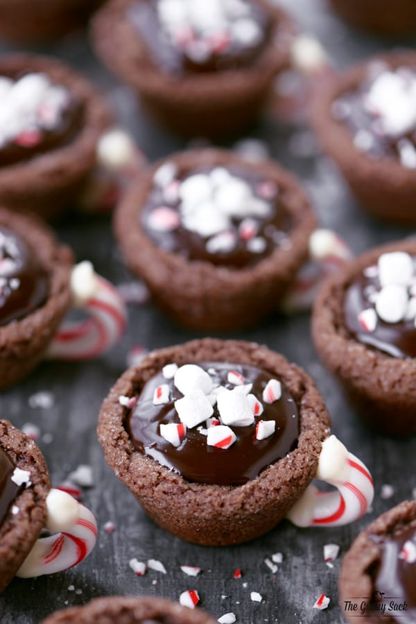 Hot Chocolate Cookies Without Chocolate Chips