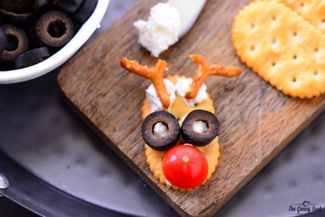Reindeer Crackers Recipe