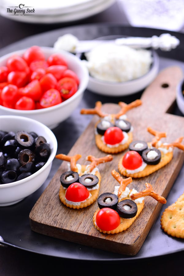 Reindeer Snacks Recipe For Kids