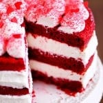 Red Velvet Cake Recipe for Valentine's Day