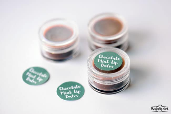 Mint Chocolate Lip Balm Recipe