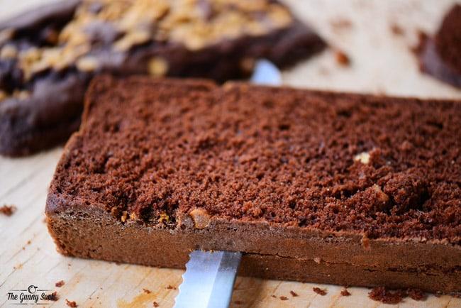 Chocolate Layered Ice Cream Cake