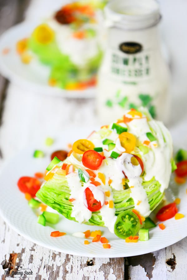 Summer Wedge Salad Recipe