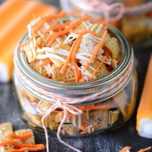 Orange Creamsicle Muddy Buddies Recipe