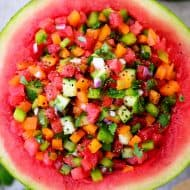 Watermelon Salsa Recipe