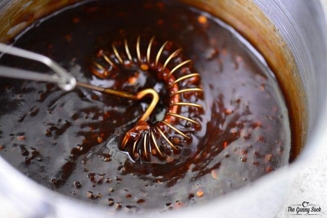 Honey Sesame Sauce